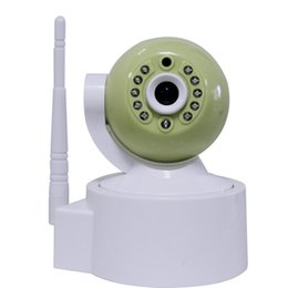 Ebest IPC04KW Wireless IP Security Camera Onvif 720P HD Smart Home WiFi P2P IR Night Vision Pan Tilt Two Way Audio Micro SD Card Slot