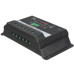 Best Promotion 5A MPPT панели солнечных батарей Регулятор контроллер заряда 12В 24В Автоматическое переключение от Производители панели солнечных батарей регулятора контроллер заряда