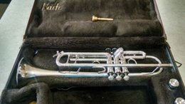 Wholesale Bach Stradivarius model trumpet Original owner professionally restored
