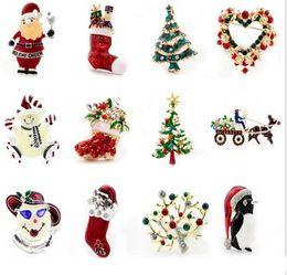 2017 mejores bufandas de moda Broches de Navidad pasadores del collar de la boda del clip de la bufanda de la hebilla de accesorios broches de moda decoraciones mejor regalo para las mujeres mejores bufandas de moda en oferta