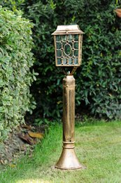 Wholesale Can courtyard garden lights road lawn lamp outdoor Antique