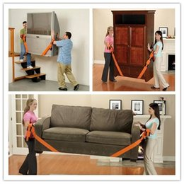 Wholesale 2016 hot sales Furniture Moving strap furniture sofa carrying Belt bed Moving Ropes Conveyor Belt lifting strap Forearmforklift