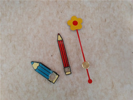 Best Sale Quartz Clock Arms Flower Pencil Hands From Chinese