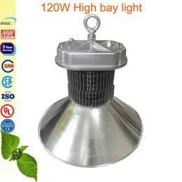 120w LED High Bay Light warehouse lamp stadium exhibition hall parking led light 3years warranty Sosen led driver bridgelux 45mil