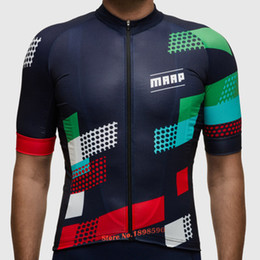 9 style 2016 maap cycling team Summer short sleeves cycling jersey ropa ciclismo mountain Bicycle Compression Bike Clothing #03