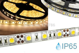 IP65 Waterproof 5050 5m 300 LED 5050 SMD 12V LED strip flexible light 60 led m,LED decorative light strip
