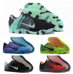 Wholesale latest of top quality Kobe generation Basketball Shoes Kobe11 sports shoes Kobe track and field training running shoes