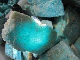 Wholesale Natural amazonite nunatak wheel repair energy stone g