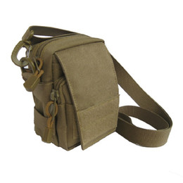 Messenger Bag 1000 D Nylon High Quality Tactical Shoulder Bag Waterproof Outdoor Hunting Military Bag
