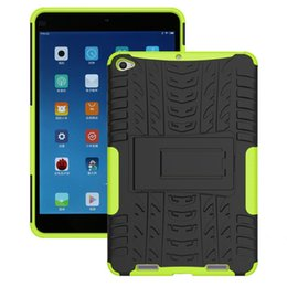 Wholesale tablet pc case for XIAOMI Pad2 MiPad protective combo shell cover tpu pc hybrid cases