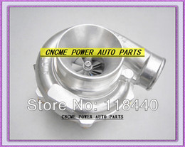 Retail GT3076 No valve turbo T25 C: A R .70 T: A R .86 wastegate water and oil cooled turbocharger turbo 350-480HP Wholesale