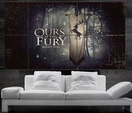 Game of thrones House Baratheon Poster print wall art 10 parts giant huge Poster print art free shipping NO 8-305