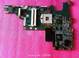 646176-001 for HP CQ43 laptop motherboard with intel DDR3 HM55 chipset 6370 512m
