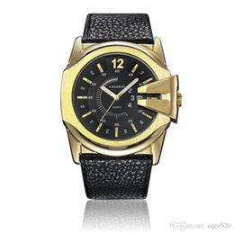 Wholesale dz Men s Watches mens watches top brand luxury brand watches wrist watch calendar relogios masculinos men s wat