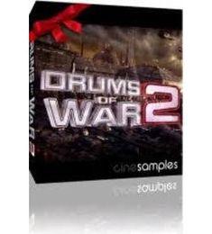 Cinesamples Drums of War 2 KONTAKT  soft sound