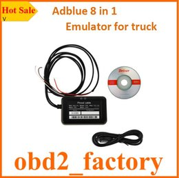 Wholesale Emulator in Adblue Support Euro Best Quality PCB Adblue Emulator in1 for Truck Adblue with NOx Sensor