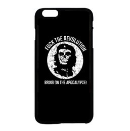 Wholesale Bring On The Apocalypse Che Guevara fashion cell phone case for iphone s s c s plus