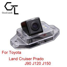 For Toyota Land Cruiser Prado J90 J120 J150 Wireless Car Auto Reverse Backup CCD HD Night Vision Rear View Camera