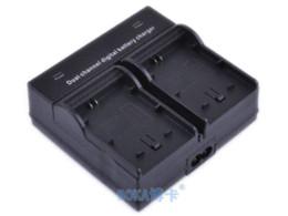 Compra Online A7r sony-BOKA NP-FW50 FW50 Cargador de batería de dos canales para Sony NEX-3 NEX3 NEX 6 5R 5C 7 A7 A7R A7S ILCE-3000 a3000