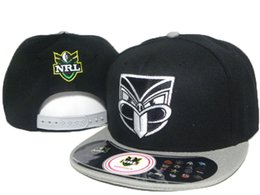 Wholesale New NRL Cap Hat Baseball snapback hats for man With Logo Tags Football Helmet Outdoor Sports Hat NRL Ladder Mix Order