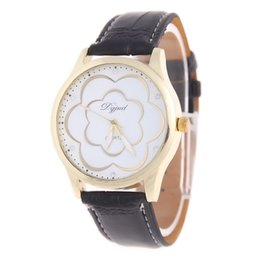 Woman Quartz Casual Watches For Womens Round Dial PU Leather Watch Band New Woman Fashion Watch Dress Watch For Woman