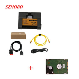 Wholesale V2016 BMW ICOM A3 Pro Professional Diagnostic Tool Hardware V1 with WIFI Function HDD for software version DHL free