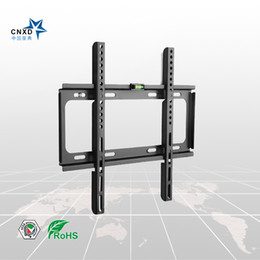 UTv Wall Mount Flat Screen Bracket Loading Capacity 88lb TV Flat Panel Fixed Mount for 25'' -52''