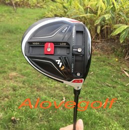 Wholesale 2016 New golf driver cc M1 driver or degree with TM1 graphite shaft high quality golf clubs