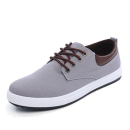 Wholesale new fashion casual men s shoes Canvas shoes men s shoes Welcome to choose and buy