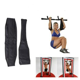 Wholesale Pair Ab Abdominal Straps for Hanging Sling Chin Up Sit Up Bar Pullup Fitness Bearing Up To KG Heavy Duty