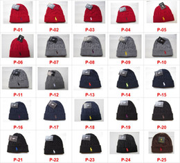 Wholesale Hot Sale Factory Fashion Brand Logo Winter Hat High Quality Wool Knitted Beanies Skully Hats cheap Brand beanie cap