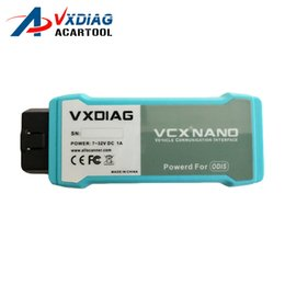 Wholesale 2016 Profesional AllScanner VXDIAG VCX NANO ODIS V3 Support UDS Protocol wifi version VCX NANO VAS A Hot Sale On The Market