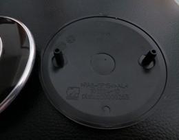 Car styling 20pcs 82mm blue white for bmw cheap emblem badge cover the trunk logo car quick delivery E39 E38 E90 E60 E46 X1X3X5 X6