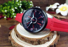 Wholesale New Men s Perrelet Turbine Playing With Fire DLC Limited Edition quartz Watch 032