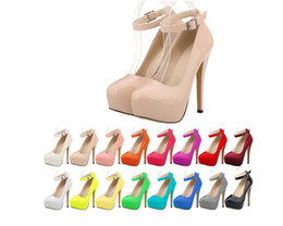 Paint the bride shoes fashionable nightclub wind ultra high heels sandals shoes los LanDiFen waterproof Taiwan 817-22