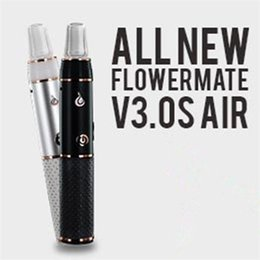 Wholesale Flowermate V3 Air Vaporizer Soft Touch Grip Dry Herb Vaporizer Advanced Heating Chamber Electronic Cigarette