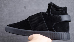 Wholesale Tubular Invader Strap Casual Shoe Tubular Invader Strap Shoes Latests and newest sneaker Footwear men Boost Shoes Training Sneakers