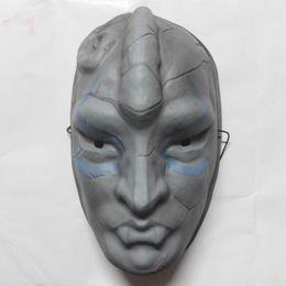 Japan Snake Monster Halloween Horror Adventure Gargoyle stone ghost mask cos super like medicos PVC environmentally friendly materials