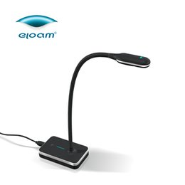 5.0 MP A4 high speed portable document camera visualizer