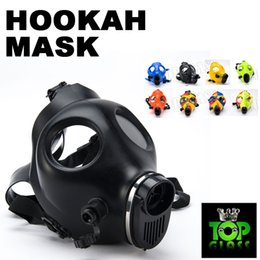 Wholesale Free Fast DHL Safety Hookah Mash with Factory price and High quality Colorful Silicone Mask for Acrylic tube pipes pls enjoy it