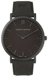 Wholesale 2016 new hot brand Larsson Jennings Watch for mens women Fashion casual quartz watch leather watch Relojes mujer Luxury fashion Ladies Wat