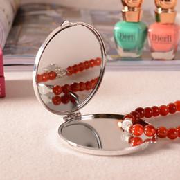 s venta al por mayor pcs lot ronda nia imgenes en d estudiantes porttiles espejos cosmticos espejos compacto de maquillaje
