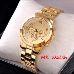 Wholesale Hot Sale high quality Women Stainless Steel Men Casual Watches Christmas Best Gifts Drop Shipping by DHL