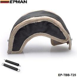 Exhaust Turbo Blanket Wrap Heat Shield Beanie For Turbocharge T25 T28 gt28 gt30 gt35 t37 t3 EP-TBB-T25