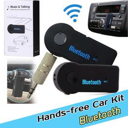 Audio sans fil mains libres Kit voiture Bluetooth EDUP V 3.0 musique Transmetteur Récepteur de musique stéréo Noir avec boîte de vente au détail à partir de bluetooth edup fabricateur