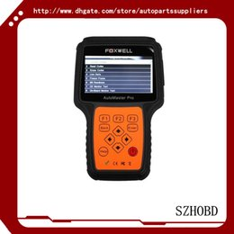 Wholesale obd2 scanner car tools Foxwell NT644 AutoMaster Pro All Makes Full Systems EPB Oil Service Scanner DHL