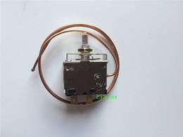 Wholesale Automobile air conditioner auto ac thermostat Temperature controller with cm copper pole