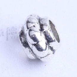 YDLSP lantern shap spacer Pandora loose Bead charm antique silver bronze Zinc Alloy for DIY pendant Jewelry Making Accessories 200pcs 2466