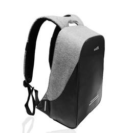 Wholesale Joyelife Designer PU Backpacks Hidden Zipper Theft Proof Best Laptop Backpack Waterproof Front of Anti theft Business Daypack