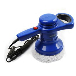 Wholesale Auto Electric V car waxing machine polishing machine waxing machine car portable automotive sealing glaze